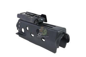 G&P M203 Upper Handguard (Shorty) - Black