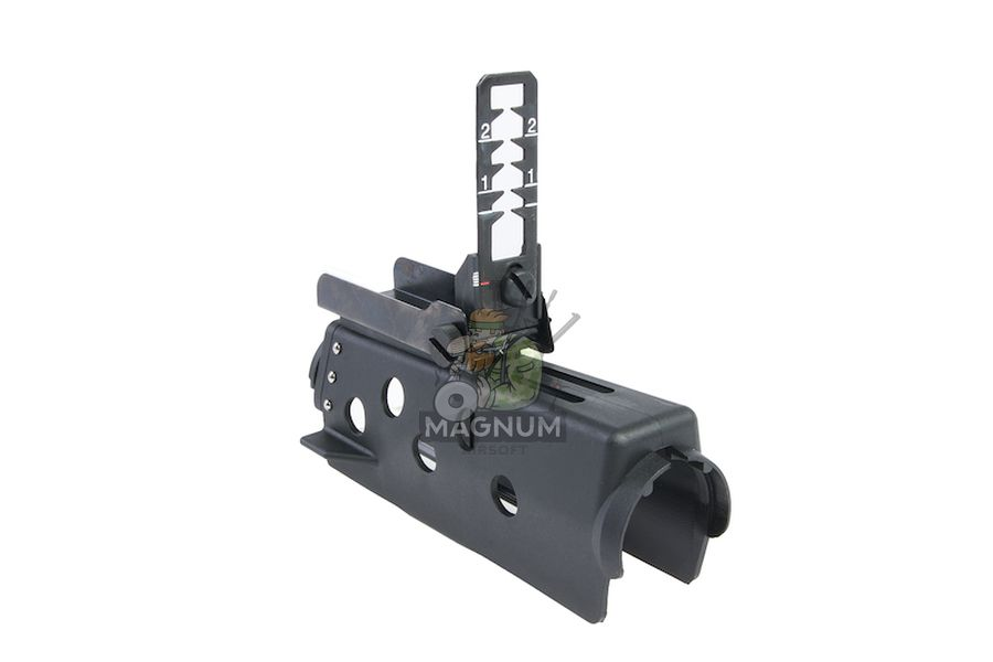 G&P M203 Upper Handguard (Shorty) - Black