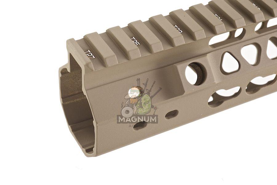 G&P MOTS 10.75 inch Keymod (Sand) for Tokyo Marui M4 / M16 Series