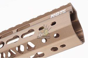 G&P MOTS 9 inch Upper Cut Keymod for Tokyo Marui M4 / M16 Series (SD)
