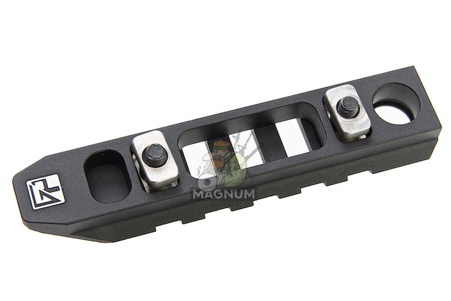 G&P M-Lok / Keymod 85mm Rail Type A  - Black