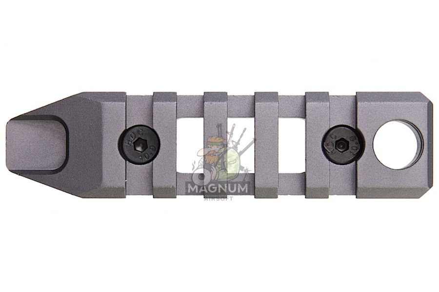 G&P M-Lok / Keymod 85mm Rail Type A  - Gray