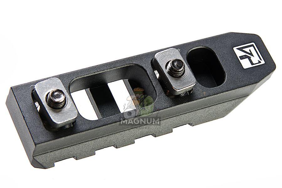 G&P M-Lok / Keymod 64mm Rail - Black