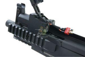 G&G PRK9 RTS AEG SMG - Black