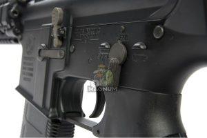 EMG Colt Licensed Daniel Defense 9.5 inch MK18 MOD 1 AEG - Black (by King Arms)