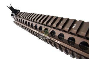 EMG Colt Licensed Daniel Defense 12.25 inch M4A1 SOPMOD Block 2 AEG - DE (by King Arms)