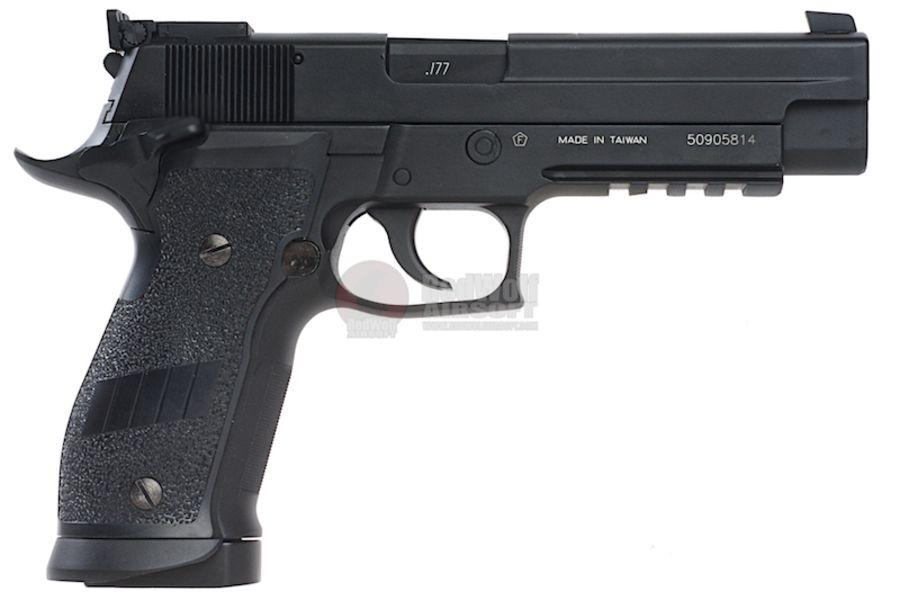 KMB74AHN 2L - KWC 226-X5 CO2 Blowback 4.5mm Air Gun