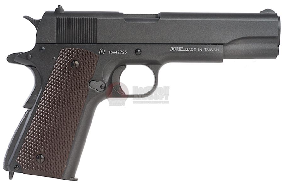 KMB76AHN 2L - KWC 1911 CO2 BlowBack Version 4.5mm Air Gun (Full Metal)