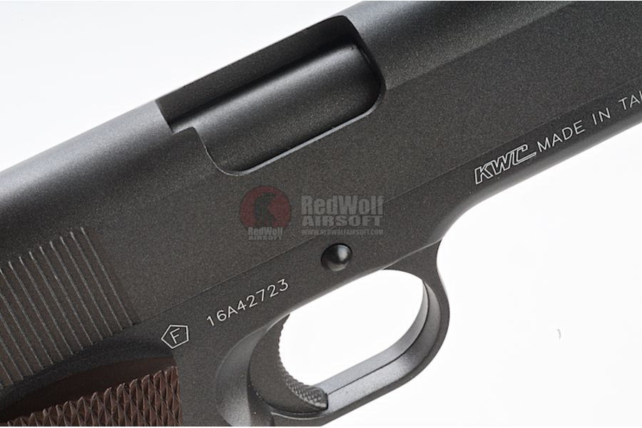 KMB76AHN 5L - KWC 1911 CO2 BlowBack Version 4.5mm Air Gun (Full Metal)