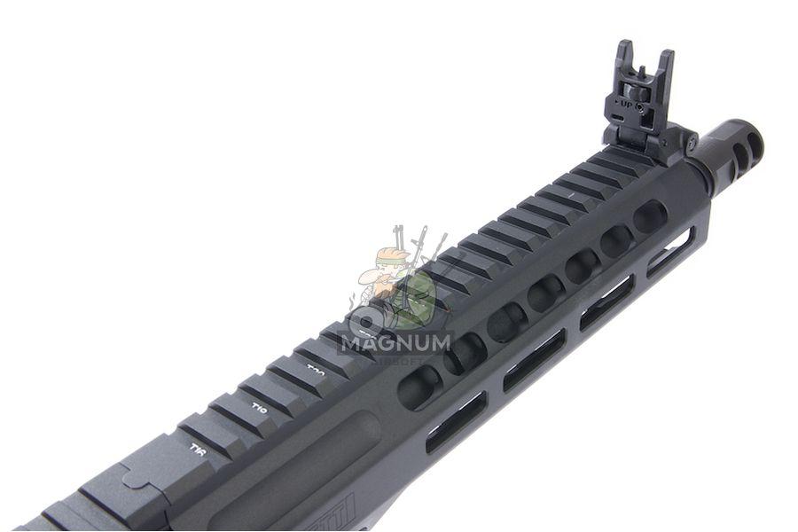 KRYTAC Barrett REC 7 SBR AEG Rifle - Black