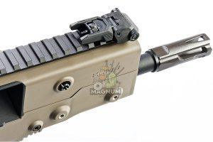 KRYTAC KRISS Vector AEG SMG Rifle - FDE