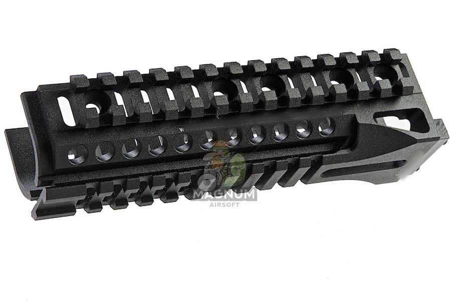 LCT Z-Series B-21M Classic Handguard for PP-19-01 Vityaz - Black