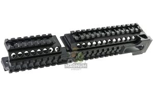 LCT Z-Series B-30 Classic Handguard - Black
