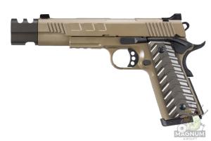 M1911 KP 16.CO2 1 300x200 - Пистолет KJW COLT M1911 KP-16.CO2