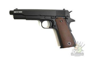 M1911A1 1911 TBC.CO2 1 300x200 - Пистолет KJW COLT M1911A1 1911-TBC.CO2