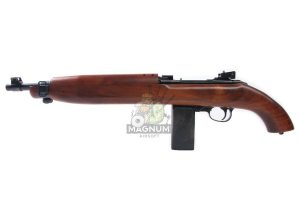 Marushin M1 Short EXB2 Walnut 6mm Co2 Blowback Version (Brass Piston)