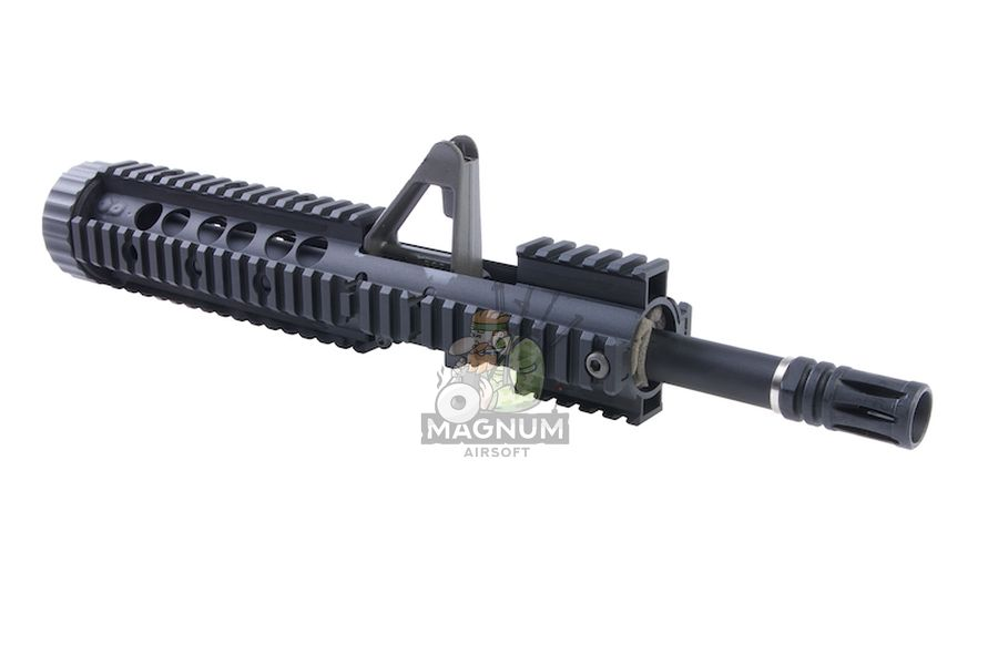 G&P MRE Full Front Set Kit (14.5inch Recce Rifle Barrel) for Tokyo Marui M4A1 MWS GBB & WA M4A1 Series