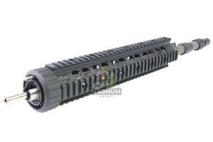 G&P SPR Full Front Set Kit For Tokyo Marui M4A1 MWS GBB & WA M4A1 Series - Black
