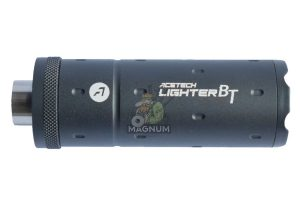 ACETECH Lighter BT Tracer Unit - Black (M14CCW) with M11 CW Adaptor & Micro USB charging cable