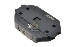 Strike Industries R.EX Riser Picatinny mount for M4 GBBR Series - Black