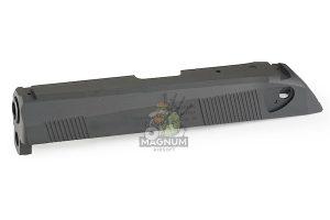 Detonator Type F Custom Slide Set for Tokyo Marui PX4 - Aluminum Black
