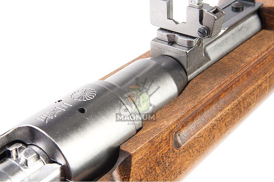 Tanaka Arisaka Type38 Infantry Ver.2 Gray Steel Gas Rifle