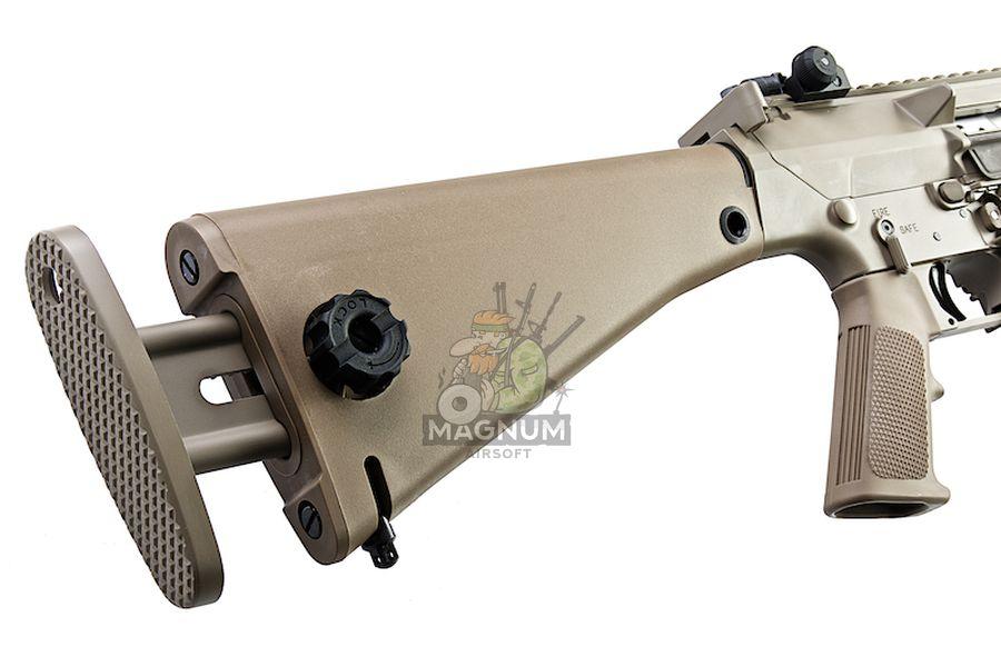 VFC KAC Licensed M110 SASS GBBR - TAN