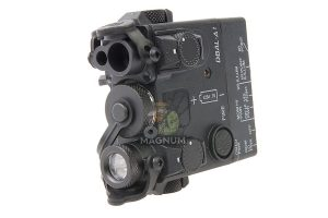 WADSN DBAL-A2 Aiming Devices (Red & Green Laser) - Black