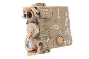 WADSN DBAL-A2 Aiming Devices (Red & Green Laser) - DE