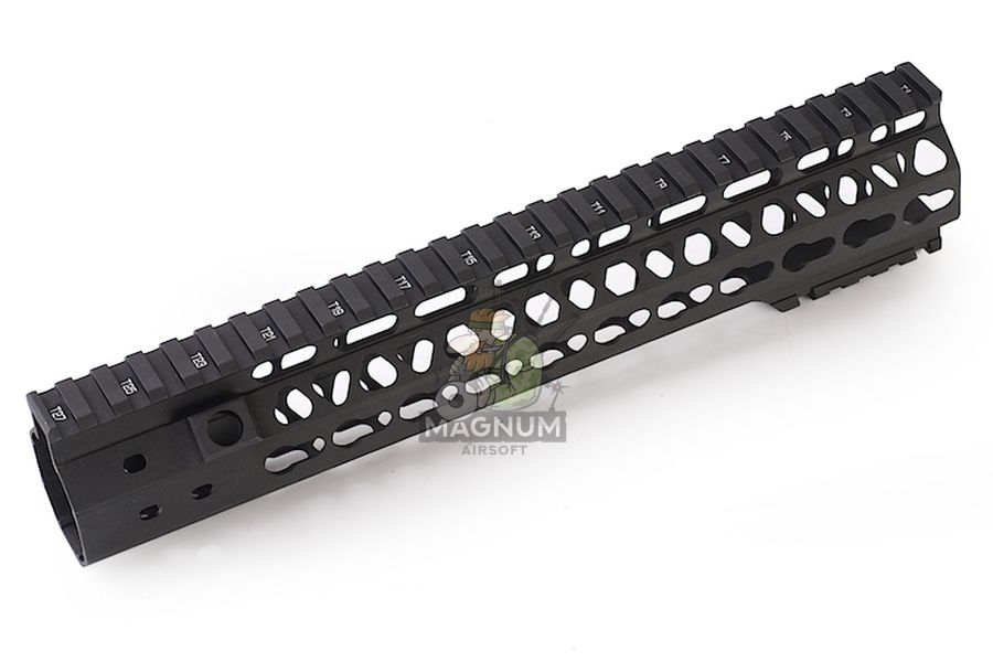 G&P GBB MOTS 10.75 inch Keymod for G&P GBB Metal Body & WA M4A1 Series - BK
