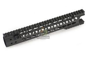 G&P GBB MOTS 12.5 inch Keymod (Wire Cutter Design) for G&P GBB Metal Body & WA M4A1 Series - BK
