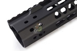 G&P GBB MOTS 12.5 inch Keymod (Wire Cutter Design) for G&P GBB Metal Body & WA M4A1 Series - BK