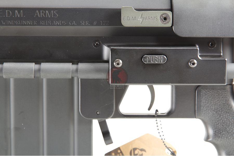 ARES EDM200 Spring Power - BK