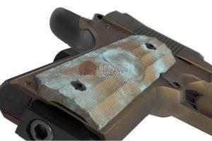 RWA Nighthawk GRP Recon - CNC Cerakote Battleworn