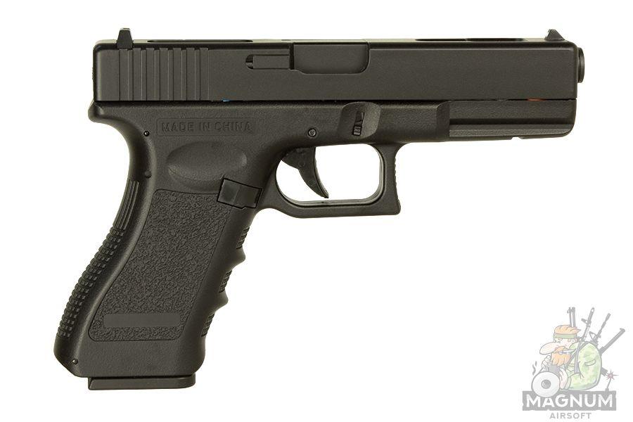 CM030S 1 - Пистолет GLOCK 18 CYMA AEP CM030S