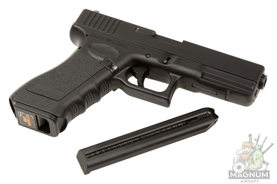 CM030S 2 - Пистолет GLOCK 18 CYMA AEP CM030S