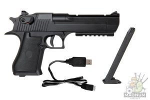 CM121S 3 300x200 - Пистолет DESERT EAGLE CYMA AEP CM121S