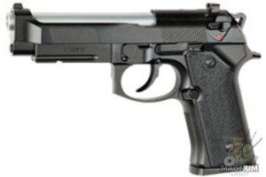 IA.GAS  300x200 - Пистолет KJW M9 IA GBB, GAS, металл, хром ствол, рельса, модель - IA.GAS