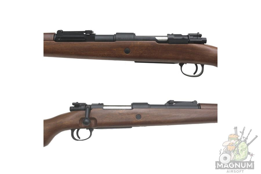 st kar98k 3 - S&T Mauser KAR98K Spring