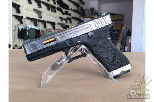IMG 6765 300x200 - Пистолет WE GLOCK-17 G-Force WE-G001WET-3