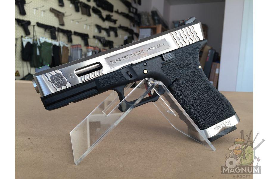 IMG 6768 - Пистолет WE GLOCK-17 G-Force WE-G001WET-7