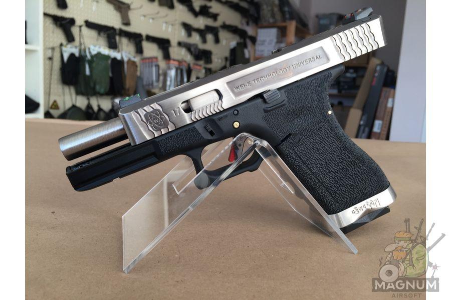 IMG 6769 - Пистолет WE GLOCK-17 G-Force WE-G001WET-7