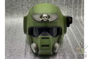 Kasrkin W40k 1 300x200 - Шлем Касркин Warhammer 40000