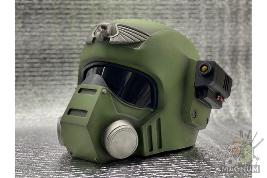 Kasrkin W40k 2 - Шлем Касркин Warhammer 40000
