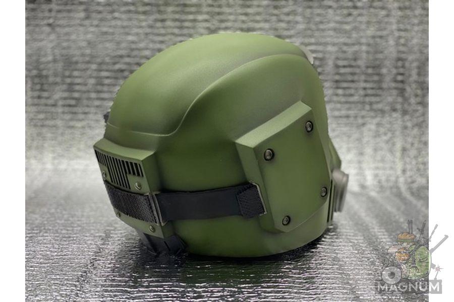 Kasrkin W40k 3 - Шлем Касркин Warhammer 40000