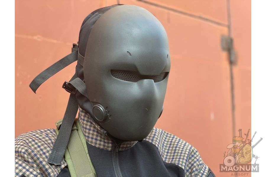 Tajvanskij spetsnaz Maska 1 - Баллистическая маска страйкбольная