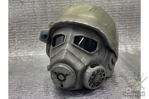 SHlem Rejndzher Veteran NKR 4 300x200 - Шлем Fallout Рейнджер Ветеран НКР