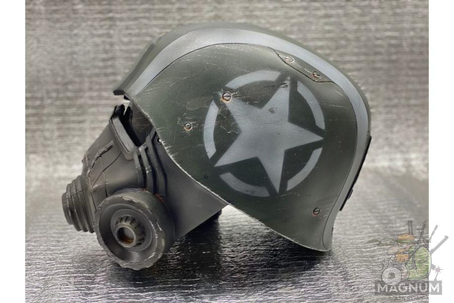 SHlem Uluchshennyj Politsejskij NKR 5 - Шлем Fallout Улучшенный Полицейский НКР