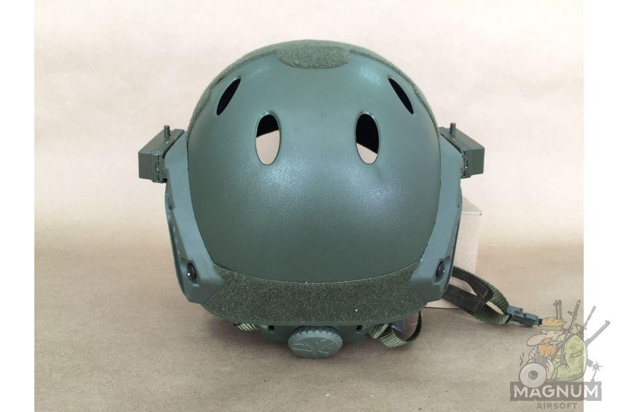 IMG 7195 - Страйкбольный шлем AS-HM0130OD
