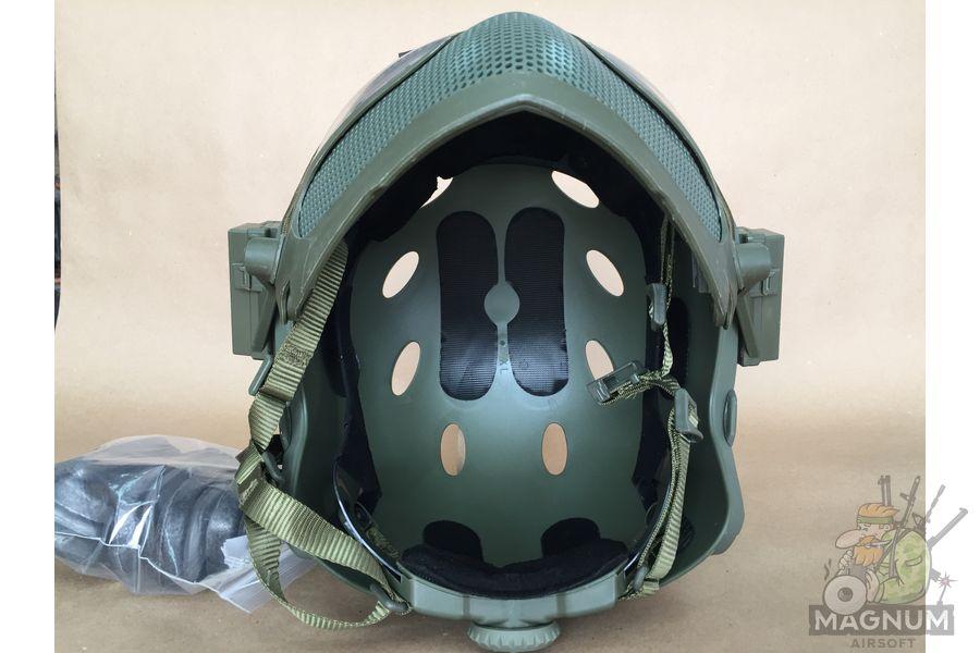 IMG 7196 - Страйкбольный шлем AS-HM0130OD